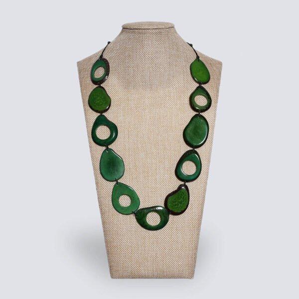 Collana Orbita verde