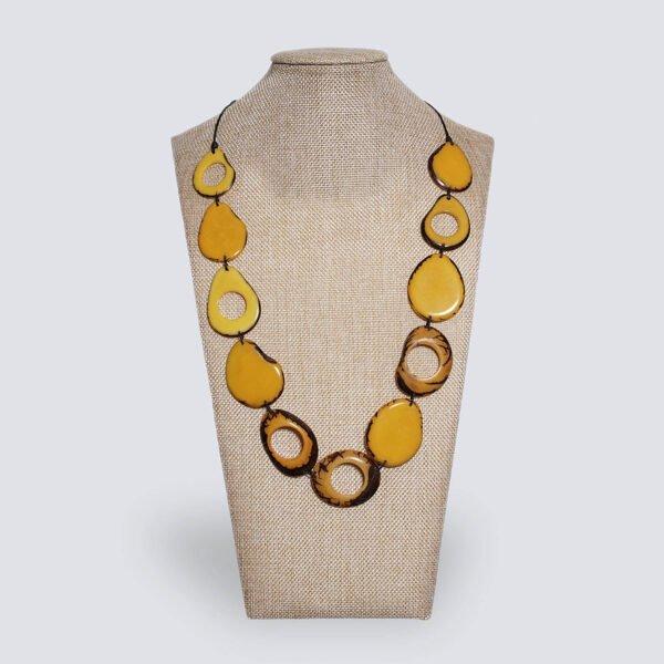 Collana Orbita giallo