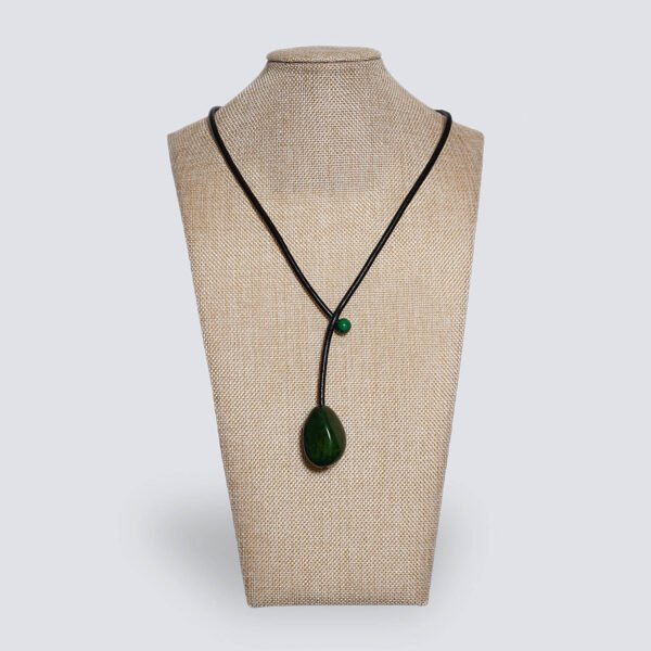 Collana Eclisse verde