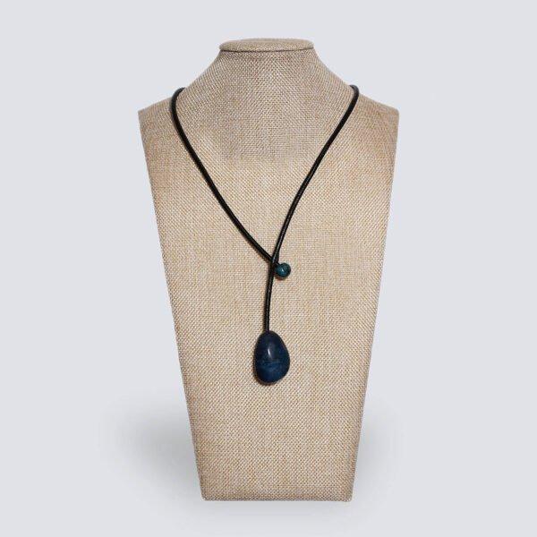 Collana Eclisse blu