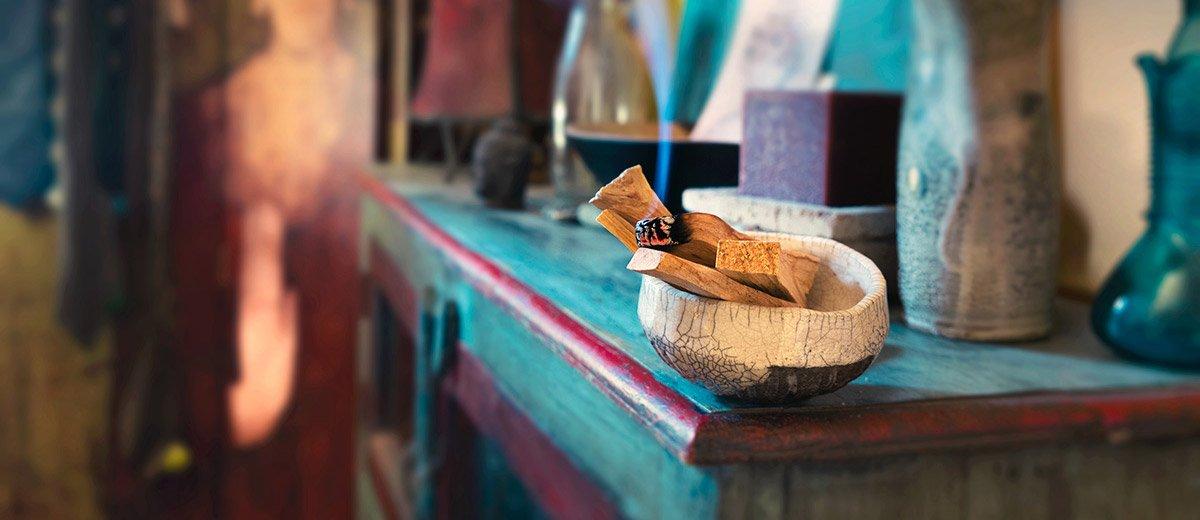 Il Palo Santo: ottime ragioni per utilizzarlo
